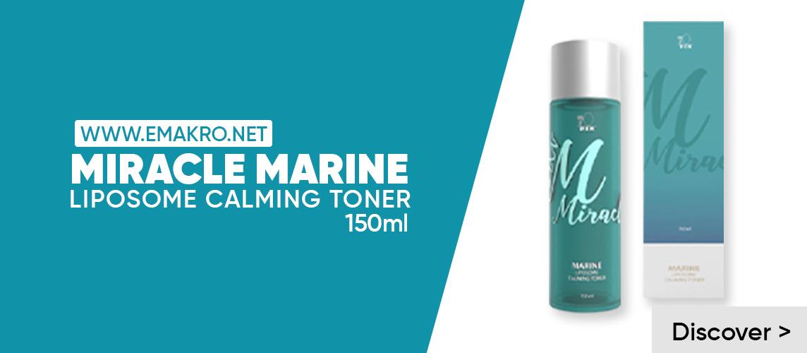 emakro.net Miracle marine skin care